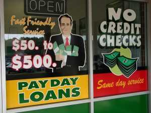 The payday loan trap & how to get out of it