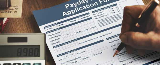 6 things about online payday loans for bad credit