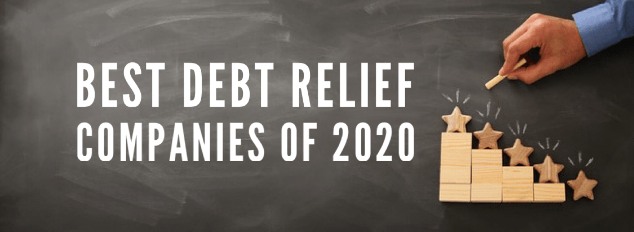 The Best Debt Relief Companies In The US Of 2020