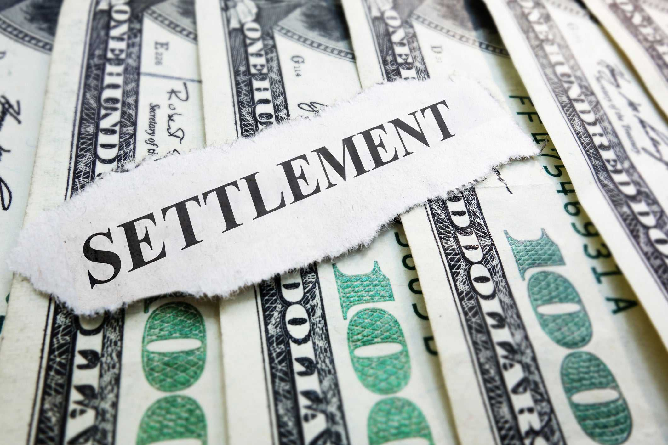 Payday Loan Settlement